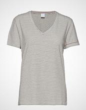 Boss Casual Wear Tesens T-shirts & Tops Short-sleeved Hvit BOSS CASUAL WEAR