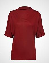 InWear Palmeriw T-Shirt T-shirts & Tops Short-sleeved Rød INWEAR