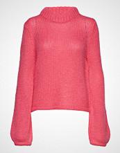 Designers Remix Mimi Sweater Strikket Genser Rosa DESIGNERS REMIX