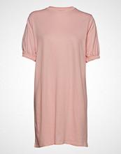 Ivyrevel Puff Sleeve Ivy Tshirt Dress Kort Kjole Rosa IVYREVEL