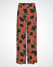 Gina Tricot Elly Trousers Vide Bukser Oransje GINA TRICOT
