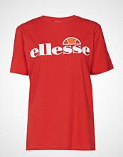 Ellesse El Albany T-shirts & Tops Short-sleeved Rød ELLESSE