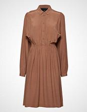 Designers Remix Melville Dress Knelang Kjole Oransje DESIGNERS REMIX