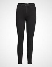 Gina Tricot Molly Highwaist Jeans Skinny Jeans Svart GINA TRICOT