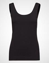 Soft Rebels Elle Tanktop T-shirts & Tops Sleeveless Svart SOFT REBELS
