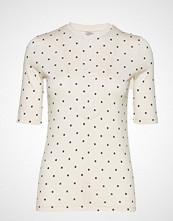Baum Und Pferdgarten Jamelia T-shirts & Tops Short-sleeved Hvit BAUM UND PFERDGARTEN