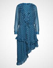 Birgitte Herskind Dandy Dress Knelang Kjole Blå BIRGITTE HERSKIND