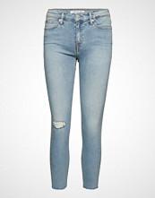 Calvin Klein Ckj 011 Mid Rise Ski Slim Jeans Blå CALVIN KLEIN JEANS