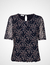 Gerry Weber T-Shirt Short-Sleeve T-shirts & Tops Short-sleeved Blå GERRY WEBER
