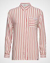 Superdry Devan Shirt Langermet Skjorte Rød SUPERDRY