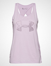 Under Armour Tech Tank Graphic T-shirts & Tops Sleeveless Rosa UNDER ARMOUR