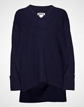 Hope Moon Sweater Strikket Genser Blå HOPE