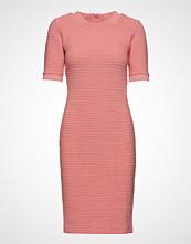 Boss Casual Wear Deshape Knelang Kjole Rosa BOSS CASUAL WEAR
