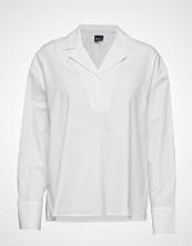 Gina Tricot Henny Shirt Langermet Skjorte Hvit GINA TRICOT