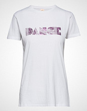 Custommade Panita Dance T-shirts & Tops Short-sleeved Hvit CUSTOMMADE