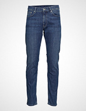 Gant G1. Tp Tapered Jeans Slim Jeans Blå GANT
