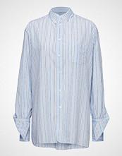 Hope Vibe Shirt Langermet Skjorte Blå HOPE