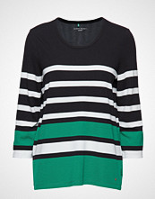 Gerry Weber Edition T-Shirt 3/4-Sleeve R T-shirts & Tops Long-sleeved Svart GERRY WEBER EDITION