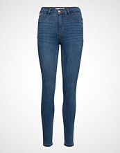 Gina Tricot Molly Highwaist Jeans Skinny Jeans Blå GINA TRICOT