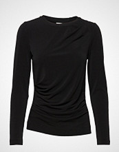 InWear Trude Top T-shirts & Tops Long-sleeved Svart INWEAR