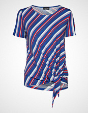 Taifun T-Shirt Short-Sleeve T-shirts & Tops Short-sleeved Multi/mønstret TAIFUN
