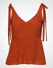 Gestuz Lonagz Top Ao19 T-shirts & Tops Sleeveless Oransje GESTUZ