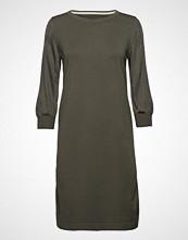 Marc O'Polo Heavy Knit Dress Knelang Kjole Grønn MARC O'POLO