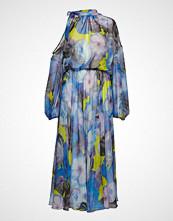 MSGM Dress Maxikjole Festkjole Multi/mønstret MSGM