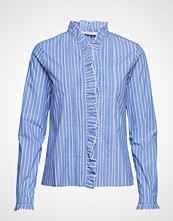 Scotch & Soda Clean Shirt Langermet Skjorte Blå SCOTCH & SODA