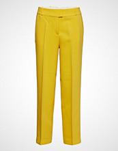 Esprit Collection Pants Woven Bukser Med Rette Ben Gul ESPRIT COLLECTION