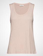 American Vintage Jacksonville T-shirts & Tops Sleeveless Rosa AMERICAN VINTAGE