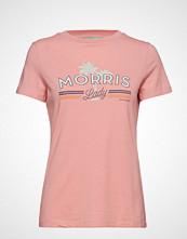 Morris Lady Siena Tee T-shirts & Tops Short-sleeved Rosa MORRIS LADY