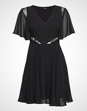 GUESS Jeans Ella Dress Kort Kjole Svart GUESS JEANS