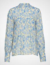 Lovechild 1979 Ell Shirt Bluse Langermet Blå LOVECHILD 1979