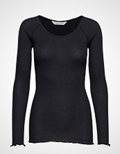 Gai+Lisva Celia T-shirts & Tops Long-sleeved Svart GAI+LISVA
