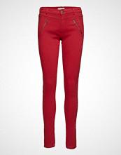 Esprit Casual Pants Woven Skinny Jeans Rød ESPRIT CASUAL