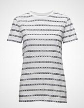 Zoe Karssen Studio Tokyo T-shirts & Tops Short-sleeved Hvit ZOE KARSSEN