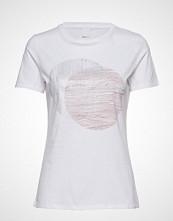 Boss Casual Wear Temoire T-shirts & Tops Short-sleeved Hvit BOSS CASUAL WEAR