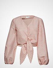 Stine Goya Blanca, 522 Woven Cotton Bluse Langermet Rosa STINE GOYA