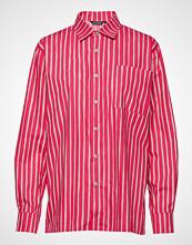 Marimekko Jokapoika 2017 Neon Shirt Langermet Skjorte Rosa MARIMEKKO