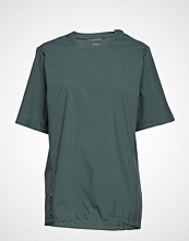 Houdini Weather Tee T-shirts & Tops Short-sleeved Grønn HOUDINI