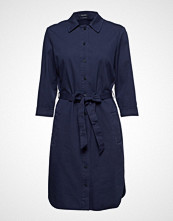 Marc O'Polo Dress, Straight-Fitted, Detailed Co Knelang Kjole MARC O'POLO
