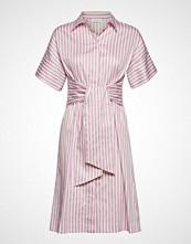 Gerry Weber Dress Woven Fabric Knelang Kjole Rosa GERRY WEBER