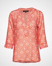 Ilse Jacobsen Shirt Bluse Langermet Rosa ILSE JACOBSEN