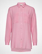 Vila Vilanova L/S Shirt Pb/Ki Langermet Skjorte Rosa VILA