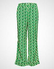 Lollys Laundry Gipsy Pants Vide Bukser Grønn LOLLYS LAUNDRY
