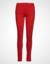 Esprit Casual Pants Denim Skinny Jeans Rød ESPRIT CASUAL