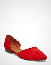 Billi Bi Shoes 8660 Ballerinasko Ballerinaer Rød BILLI BI