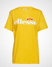 Ellesse El Albany T-shirts & Tops Short-sleeved Gul ELLESSE