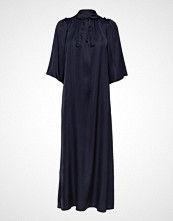 nué notes Chicago Dress Knelang Kjole Blå NUÉ NOTES